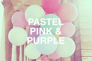 Pastel, Pink & Purple Rugs